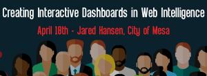 Let's Speak BO Webinar Creating Interactive Dashboards in Web Intelligence April 18 2017