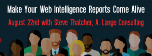 Let's Speak BO Webinar Make Your Web Intelligence Report Come Alive August 22 2017
