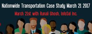 Lets Speak BO: Nationwide Transportation Customer Case Study March 21, 2017