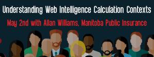 Let's Speak BO Webinar Understanding Web Intelligence Calculation Contexts May 16, 2017