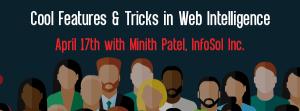 Let's Speak BO Webinar Cool Features & Tricks in Web Intelligence April 17 2018