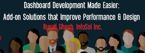 Let's Speak BO Webinar Dashboard Development Made Easier – Add-on Solutions that Improve Performance & Design February 20 2018
