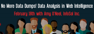 Let's Speak BO Webinar No More Data Dumps! Data Analysis in Web Intelligence February 18 2020