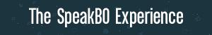 SpeakBO Experience Banner
