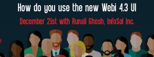Let's Speak BO Webinar How do you use the new Webi 4.3 UI December 21 2021